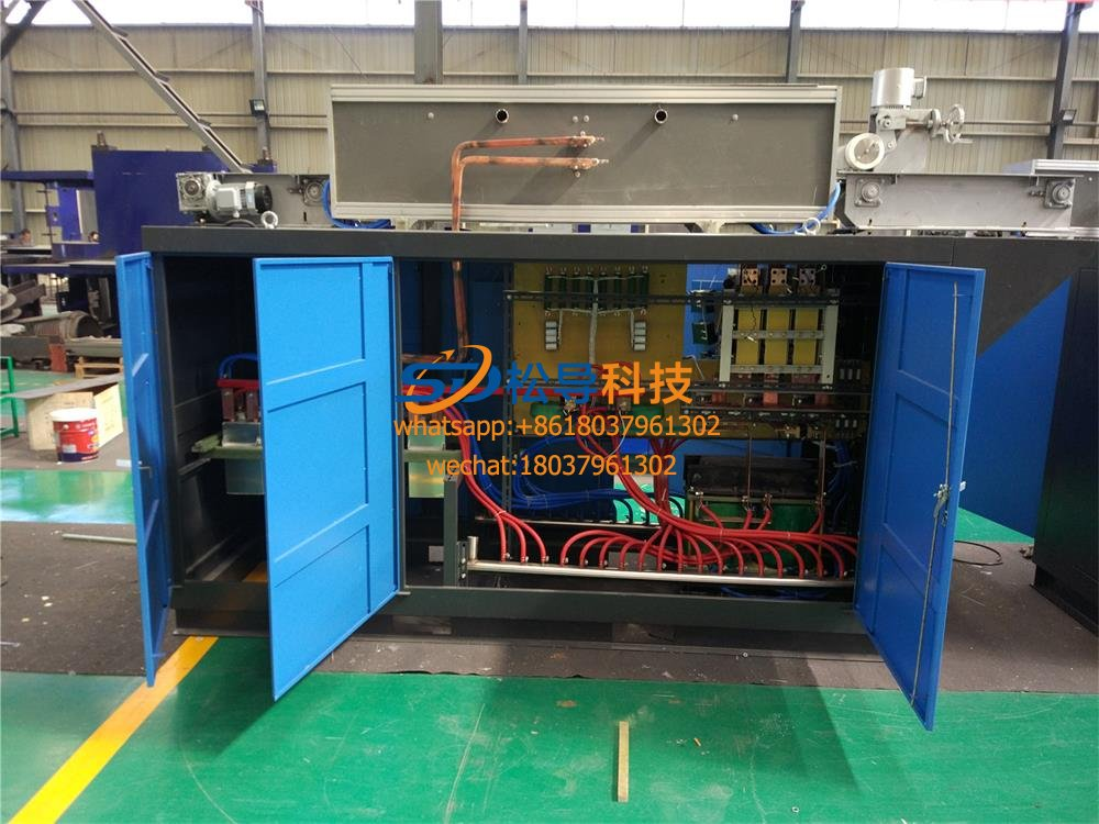 medium frequency heating furnace