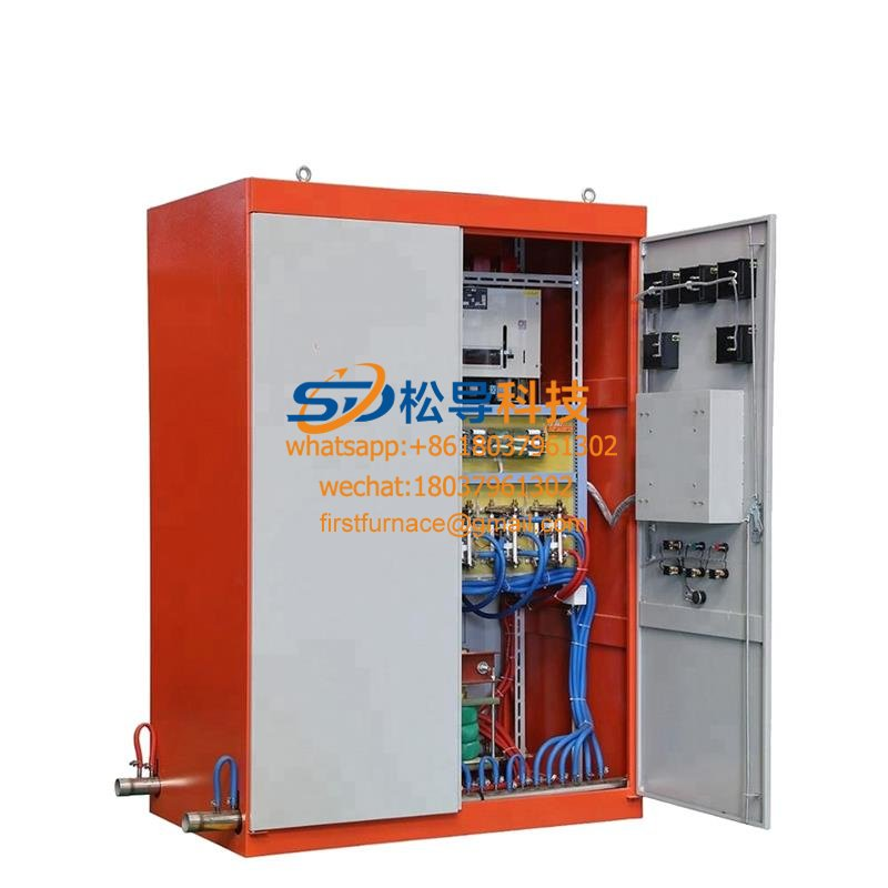 160kw medium frequency induction heating equipment