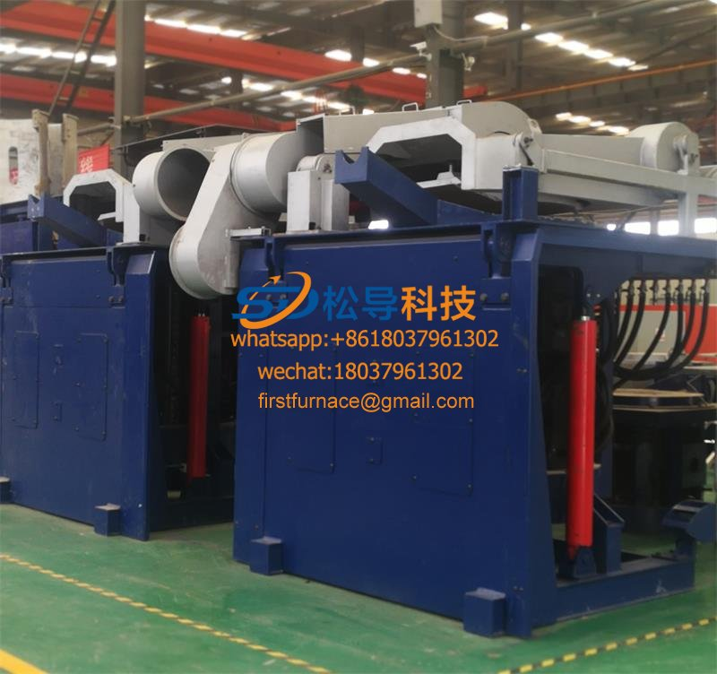 3T series intermediate frequency furnace