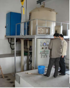 Medium frequency tungsten-molybdenum sintering furnace