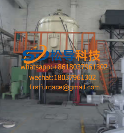 Tungsten-molybdenum intermediate frequency sintering furnace