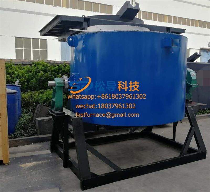 Waste Aluminum Melting Induction Furnace