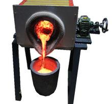 Copper casting furnace