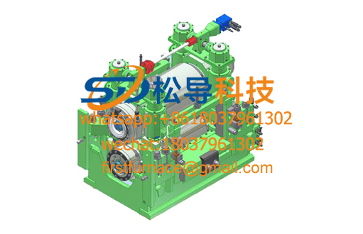 Short stress rolling mill detailed introduction