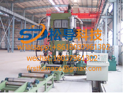 Steel production line detailed introduction