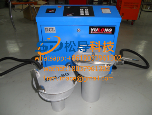 Inner bore bearing heater