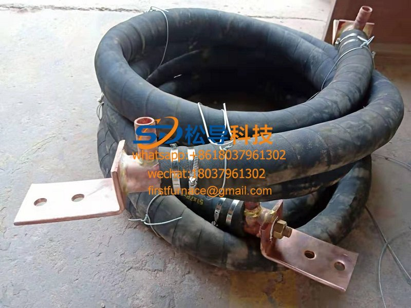 315 square water cooled cable used for intermediate frequency induction furnace
