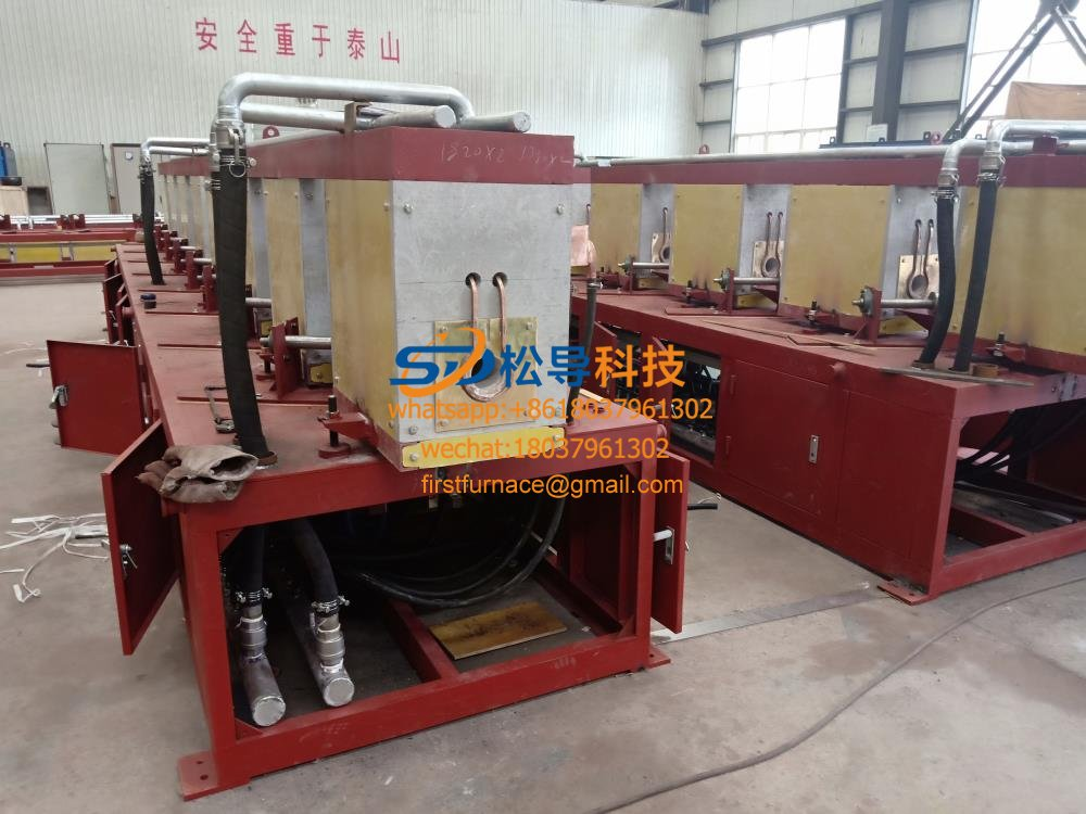 Copper heat treatment furnace