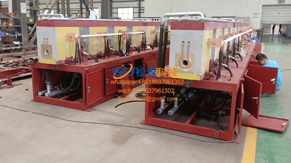 Copper wire copper tube bright annealing equipment