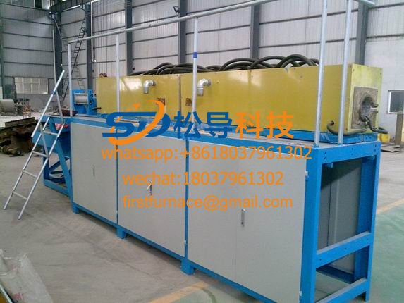 aluminum rod heating equipment