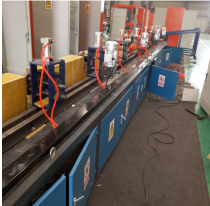 aluminum tube induction heating continuous annealing production line