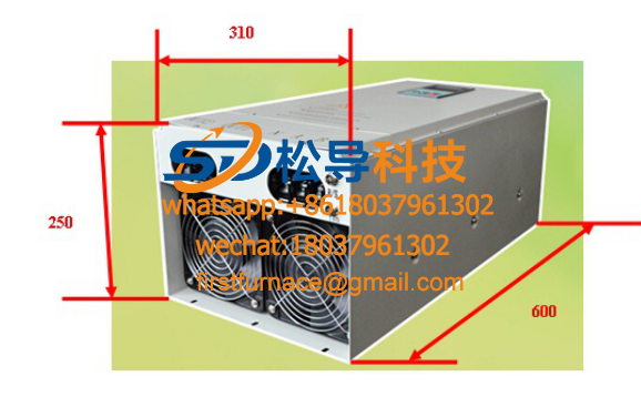 60KW electromagnetic induction heater